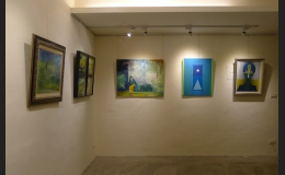 Joint Exhibition of Taiwan Oil Painting